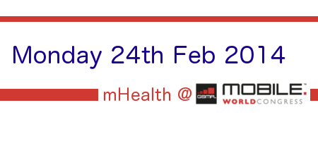 Monday mHealth at Mobile World Congress