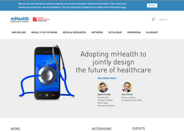 Adopting mHealth to Jointly design the future of healthcare