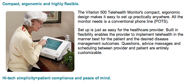 TeleHealth Monitor