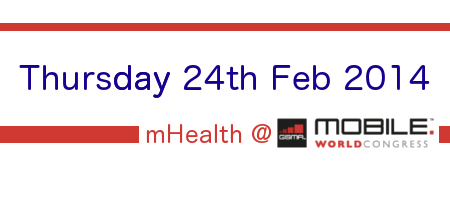 Thursday mHealth at Mobile World Congress