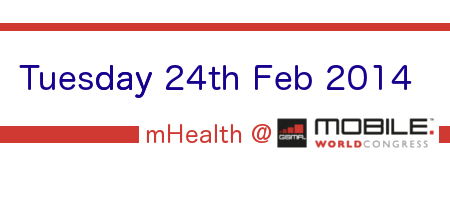Tuesday mHealth at Mobile World Congress