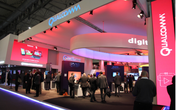 Qualcomm Booth #MWC14