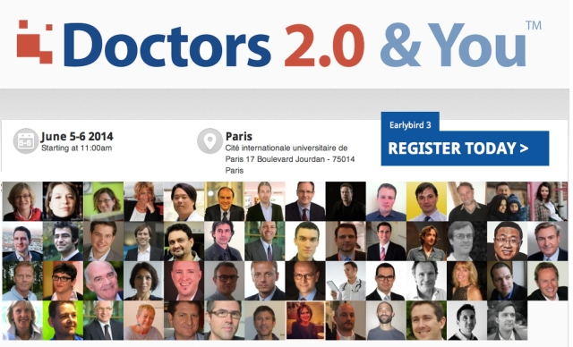 Doctors20 Paris 2014 Speakers