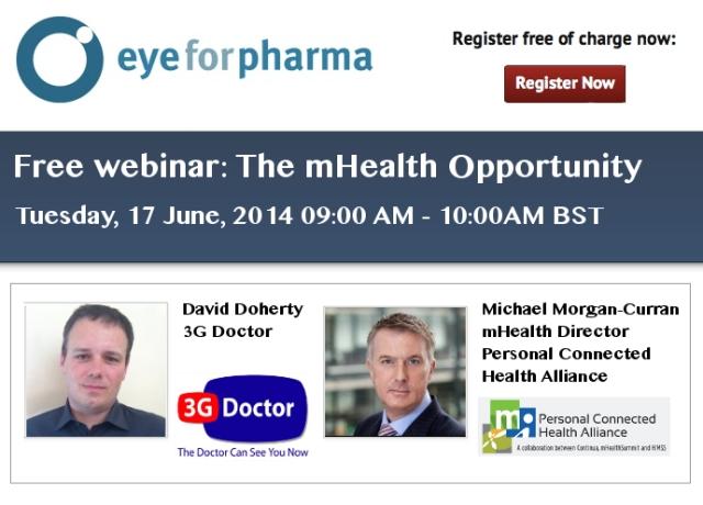 EyeforPharma mHealth Opportunity Webinar