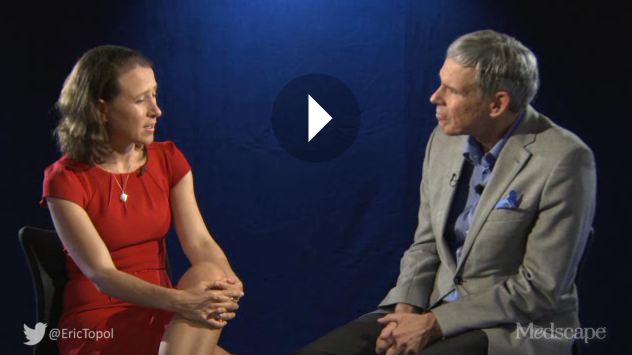 Medscapes Dr Eric Topol interviews 23andMe CEO Anne Wojcicki