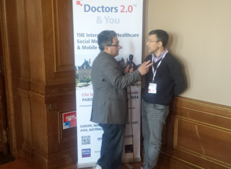 Michael Weiss interviews Michael Seres #Doctors20