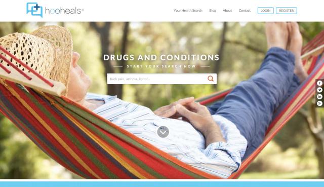 HooHeals Website