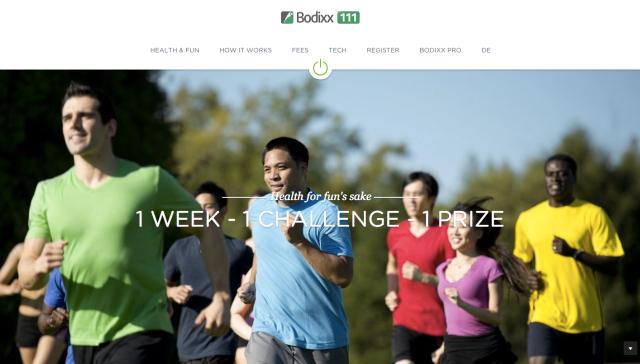 BODIXX Website