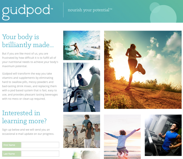 gudpod Website
