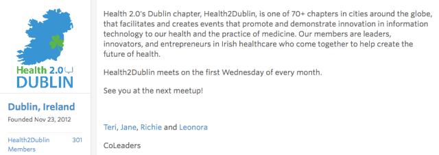 Health20 Dublin