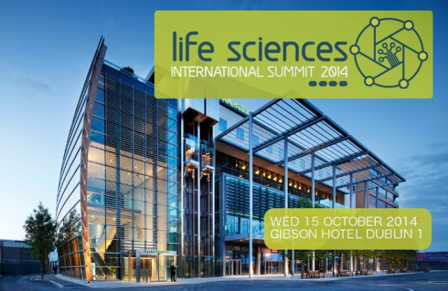 International Life Sceinces Summit 15 Oct 2014