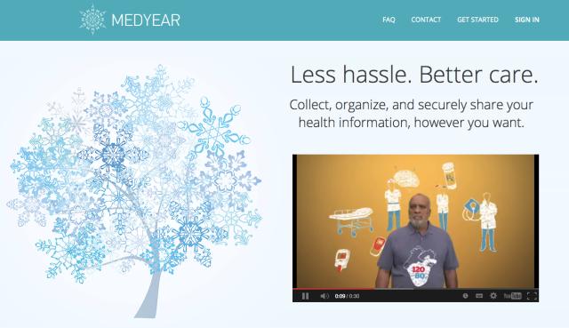 Medyear Website
