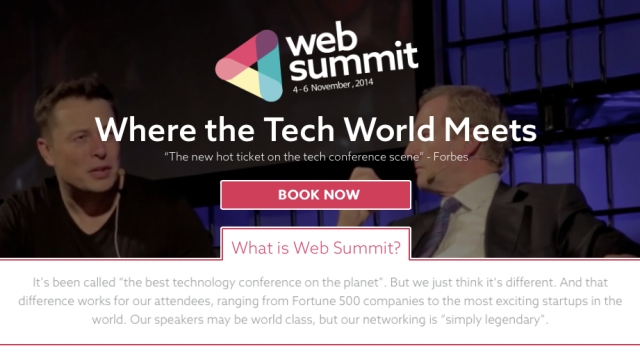 mHealth Guide to the WebSummit 2014