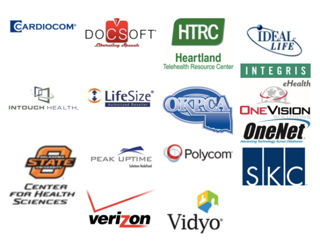 Oklahoma Telemedicine Conference 2014 Sponsors