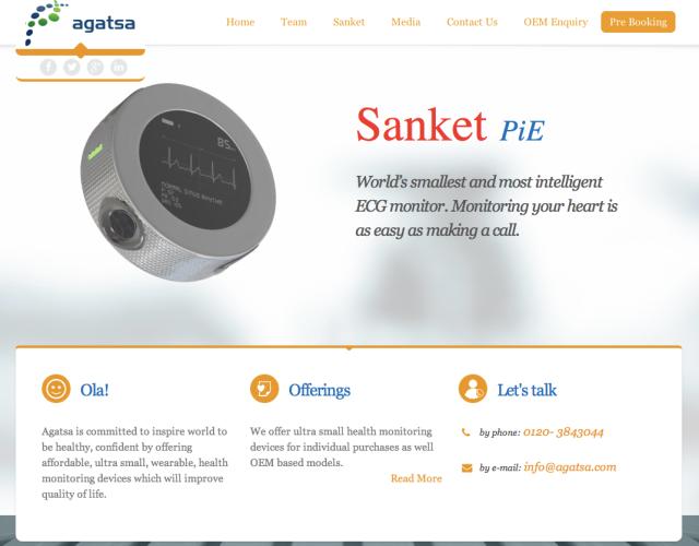 Agatsa Website
