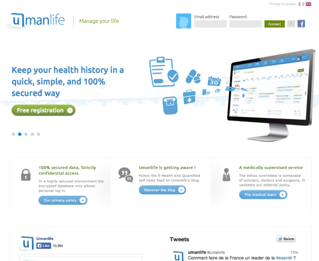 umanlife Website