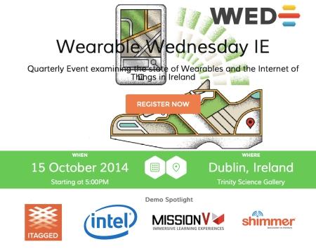 Wearable Wednesday Ireland IoT