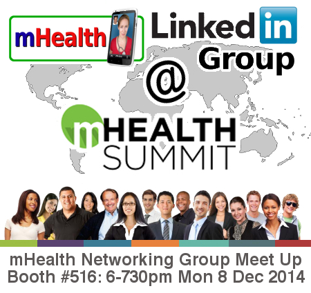 mhealth-networking-group-meet-up-at-the-mhealth-summit-2014