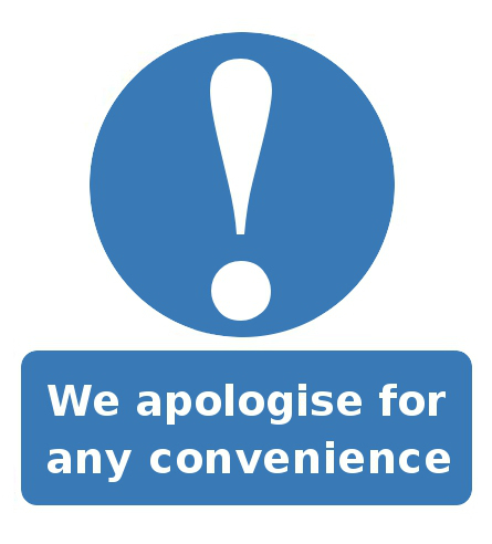 3GDoctor we apologise for any convenience