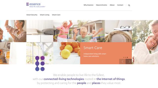 Essence Website