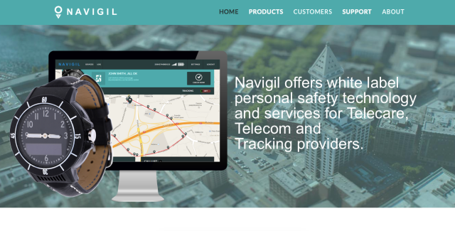 Navigil Website