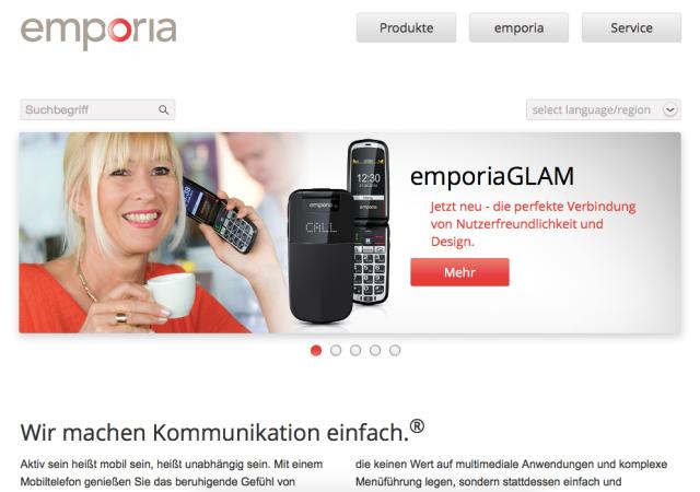 Emporia Website