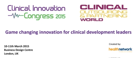 Clinical Innovation Congress 2015