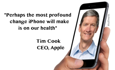 Will mHealth be the most profound change iPhone will make
