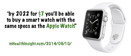 2022 an Apple Watch for 7 dollars