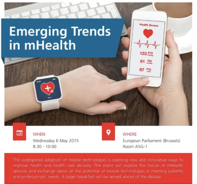 Emerging Trends in mHealth debate in the European Parliament