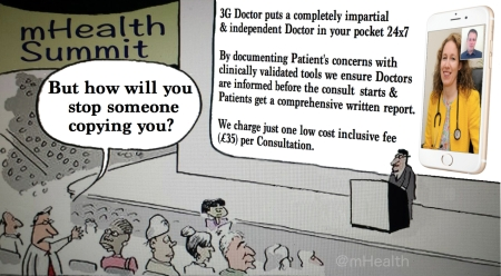 How Will You Stop someone coyping you mHealthInsight