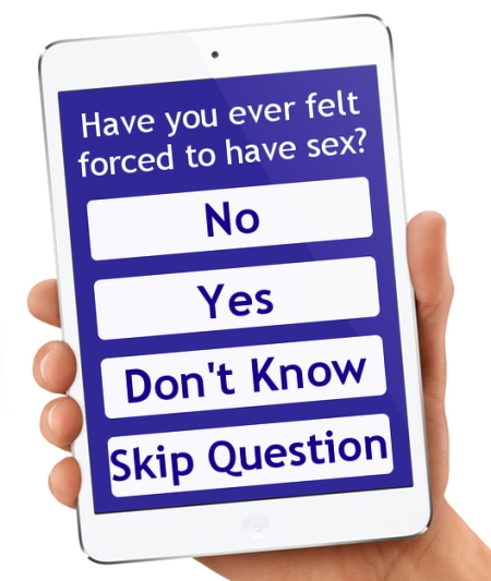 interactive sexual violence questionnaire
