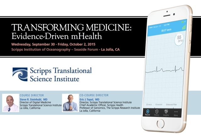 Transforming Medicine Evidence Driven mHealth