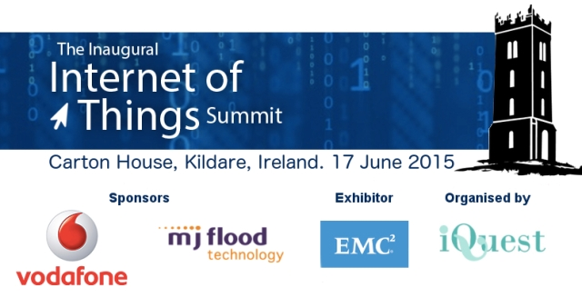 The Internet of Things Summit 17 June 2015