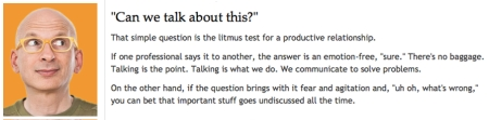 Seth Godin Can We Talk About This