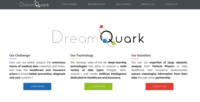DreamQuark Website