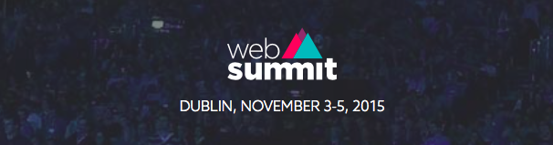 WebSummit 2015 Dublin