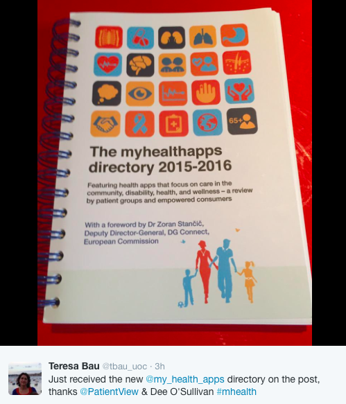 MyHealthApps Directory