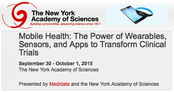 The New York Academy of Sciences mHealth Conference