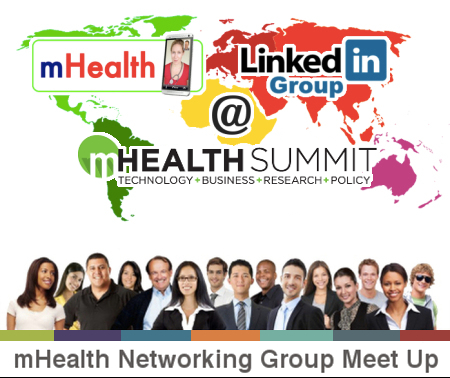 linkedin-mhealth-networking-group-meetup-at-mHealthSummit2015