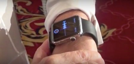 Star Trek style Medical Device from Alivecor