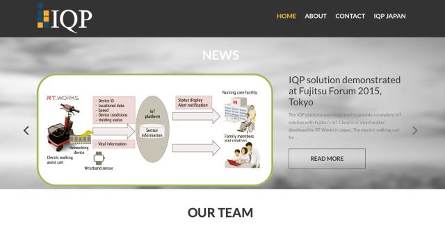 IQP Website