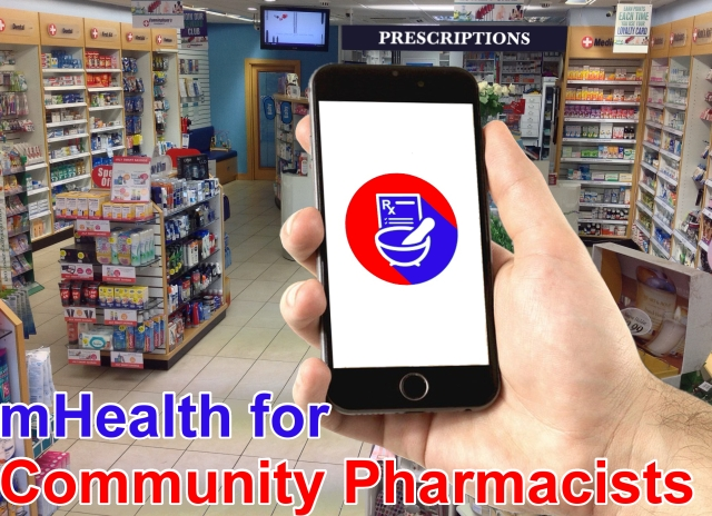 mHealth for the Community Pharmacist