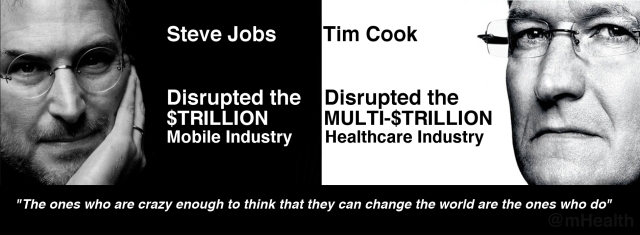 Who will make a bigger dent in the universe Steve Jobs or Tim Cook