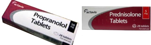 propranolol-vs-prednisolone-tablets