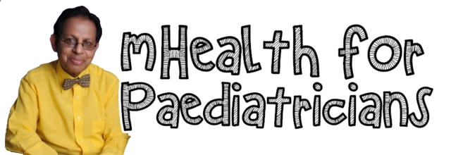 mHealth for Paediatricians
