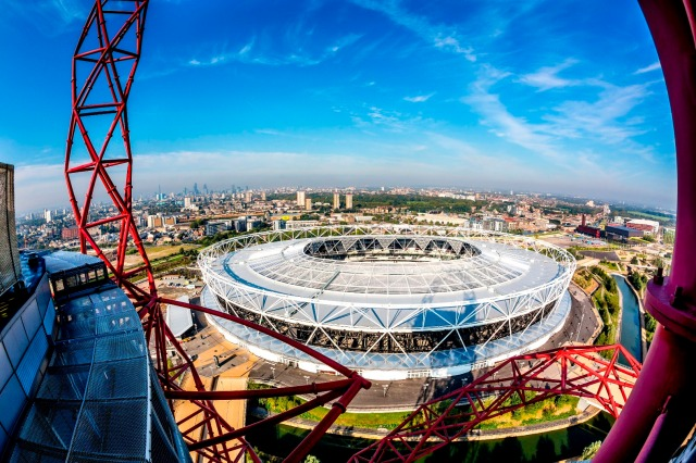 at The Arnold Hills, London Stadium, Queen Elizabeth Olympic Park, London E20 2ST